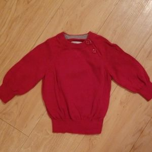 Childrens Place 9-12 month sweater